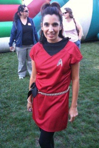 Louisa Star Trek